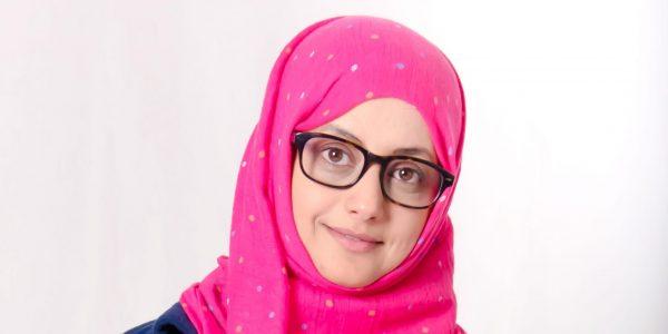 Photo of Safa Rawiah.